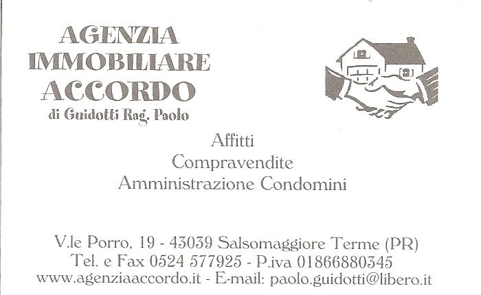 Viale Porro19, Salsomaggiore Terme - Foto 1