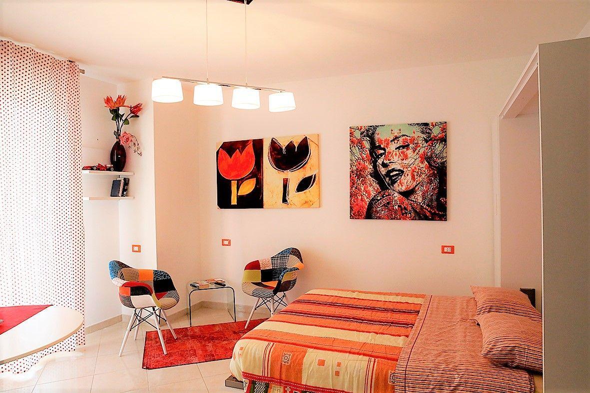 Monolocale in affitto, Quartu Sant'Elena, 33 mq • Wikicasa